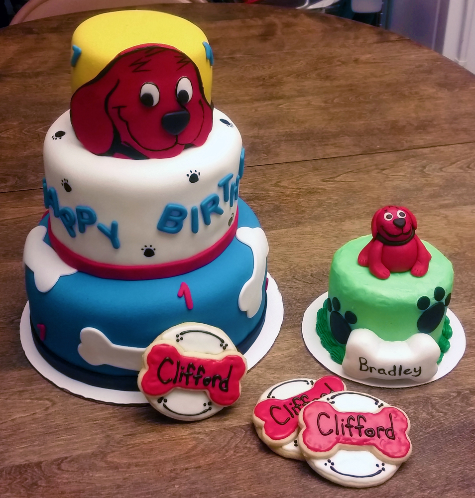 Clifford Birthday The Enchanted Whisk